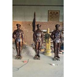 鼎豐銅雕廠,廣場人物雕塑,北京人物雕塑圖片