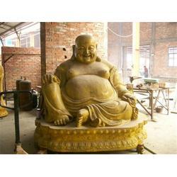铜雕笑佛加工厂、枣庄铜雕笑佛、鼎丰铜雕制作图片