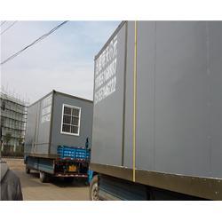 合肥集装箱-合肥亚邦活动房厂-住人集装箱出售图片