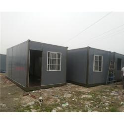 住人集装箱多少钱一个-滁州集装箱-合肥亚邦活动房(查看)图片