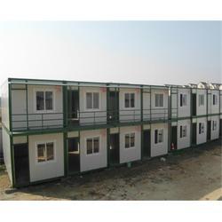 易折叠住人集装箱 合肥住人集装箱 合肥华亚活动房图片