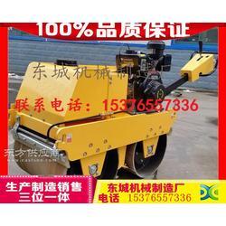 低价直销新款压路机 销售好用的压实机械 压实效率高质量保证图片