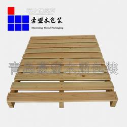厂家加工定做标准松木托盘二面进叉铲车木托盘国内发货可用图片