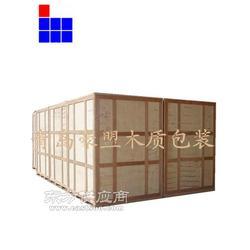 普通木质包装箱实木工具箱国内运输使用可多次循环使用结实耐用图片