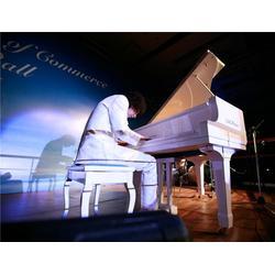 黑河钢琴_盛大顶艺【温暖】_立式钢琴图片