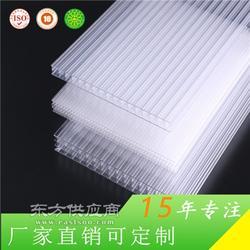 捷耐全新优质温室大棚防结露PC阳光板图片