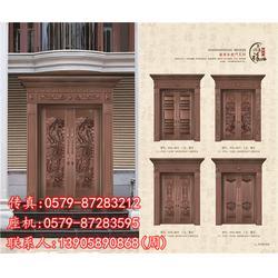 上海铜扶手-铜扶手定做厂家-年年祥铜门(优质商家)图片
