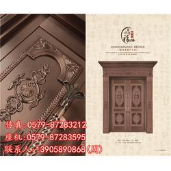 别墅铜门_年年祥铜门品质保证(在线咨询)_别墅铜门图片