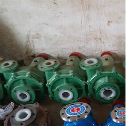耐腐耐磨砂浆泵|65UHB-ZK-10-45硫酸亚铁泵图片
