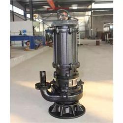 ZJQ100-25-18.5煤矿冶金泵-潜水淤泥泵选型图片