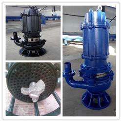 NSQ15-20-7.5潜水排砂泵服务好,潜水吸沙泵带搅拌轮图片