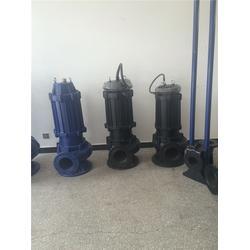 50QW30-25-4潜水排污泵_污水污物排污泵图片