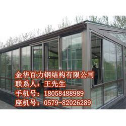 阳光房报价、内蒙古阳光房、百力钢安装快捷图片