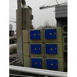 龙门工业油烟净化设备_玖隆环保(图)图片