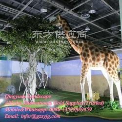 定制人造榕树庆缘景观大型仿真植物定做图片
