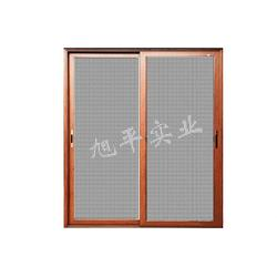 金钢网纱窗型材_旭平实业_滁州金钢网纱窗图片