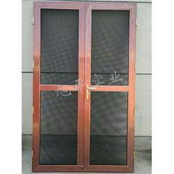 金刚网纱窗型材、旭平实业、滁州金刚网纱窗图片