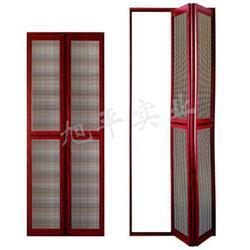 框中框金刚网纱窗、旭平实业(在线咨询)、金刚网纱窗图片