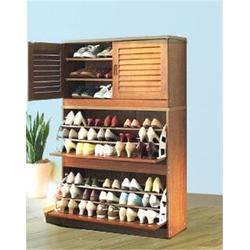 全铝鞋柜供应商-旭平实业(在线咨询)全铝鞋柜图片