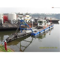 永胜疏浚机∮械好(多图),12寸绞吸式抽砂船,中卫绞吸式抽砂船事图片