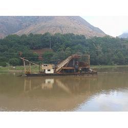 青海省挖砂船,永胜是专家,斗链挖砂船图片