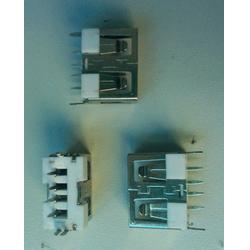 深圳短体USB插座厂-短体USB插座-睿奥电子图片