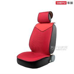 亞麻汽車坐墊 夏目得汽車坐墊 時尚新款車御汽車坐墊品牌代理圖片