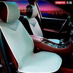 四季通用汽车坐垫冰丝座垫新款车垫套全包座椅套轿车座套一件代发图片