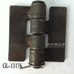 供应车厢配件 货车车厢门铰链 半挂车栏板合叶 箱式货车合页 铁原件铰链GL-13176图片