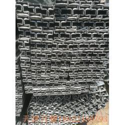 镀锌H形管/镀锌带H形管生产厂家图片