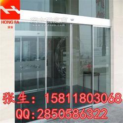 松岗自动感应玻璃门新品牌上市图片
