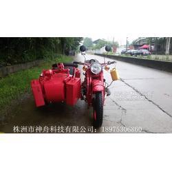 厂家直销长江款750边三轮摩托车 红色亮光图片