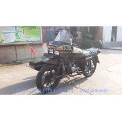 湘江250边三轮摩托车迷彩色图片