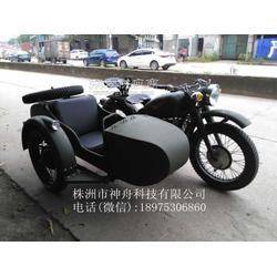 厂家直销长江款750边三轮摩托车 军绿色哑光 标配车24800图片