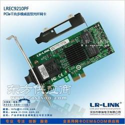 PCI-E千兆多模光纤网卡SC接口图片