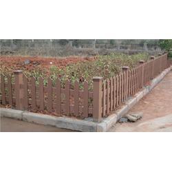 专业生产塑木栏杆_星和瑞塑木_塑木栏杆图片