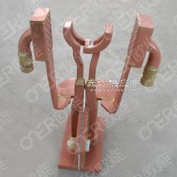 定制淬火感应器,按要求定制曲轴淬火感应器图片