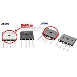 整流桥GBJ3510跟D35SB100有什么区别ASEMI图片
