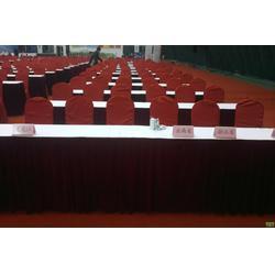 宴会桌椅租赁、山西风河会展、晋州市桌椅租赁图片