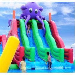 水上充气城堡-鄂尔多斯水上充气-乐飞洋图片