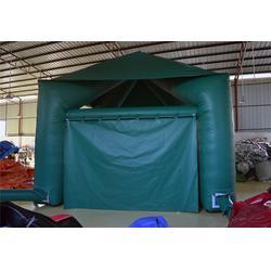 气模厂-帐篷-大型军方帐篷图片