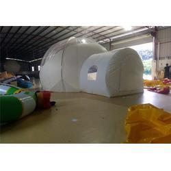 帐篷-气模厂家-充气帐篷图片
