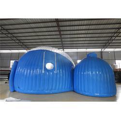 乐飞洋气模厂家、连云港充气帐篷、充气帐篷图片