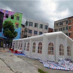 宜昌充气帐篷、乐飞洋、广告促销充气帐篷图片