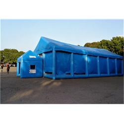 双层充气帐篷-充气帐篷-乐飞洋充气帐篷图片