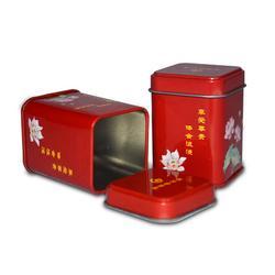 深圳市茶叶铁盒,茶叶铁盒定制,华宝印铁制罐(优质商家)图片