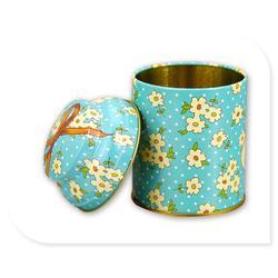 茶叶铁盒,华宝印铁制罐,茶叶铁盒厂家图片