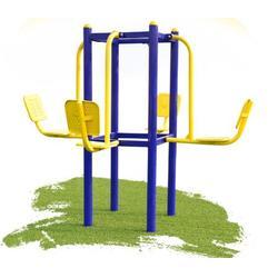 室外健身器材蹬力训练器,蹬力训练器,奥成体育图片