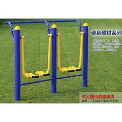 健身器材|奥成体育|新农村广场上的健身器材图片