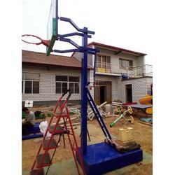 篮球架|奥成体育|儿童移动篮球架生产厂家图片